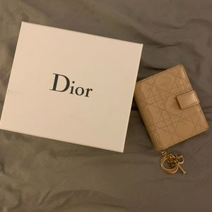 *Authentic* Dior Patent Wallet